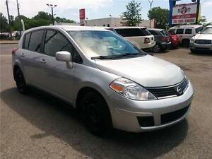 2009 Nissan Versa 1.8 S, AUTO, A/C, CRUISE** ONE YEAR WARRANTY *