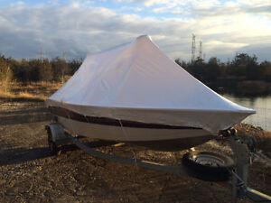 Mobile Marine Shrink wrapping starting at $10 per foot Kingston Kingston Area image 2