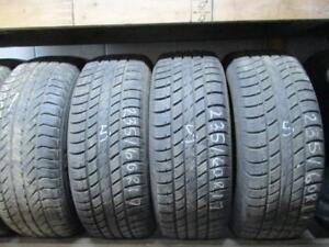 235/60R17 SET OF 4 UNIROYAL A/S TIRES