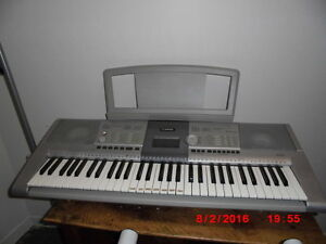 clavier piano synthetiseur yamaha