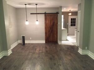 Beautifully renovated Apartment downtown