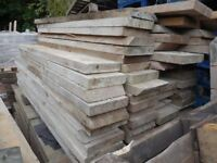 RECLAIMED TIMBER AS NEW 9x2 4ft 5ft and 15ft only 60p ft