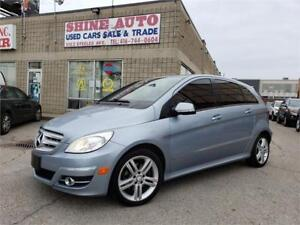 2009 Mercedes-Benz B-Class Turbo, Panoramic roof, Bluetooth!!!