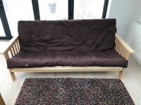 Futon for sale in excellent condition