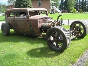 HOT ROD, 1933 PLYMOUTH (price reduced)