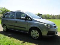 2006 (56) Vauxhall/Opel Zafira 1.6i 16v ( a/c ) Life