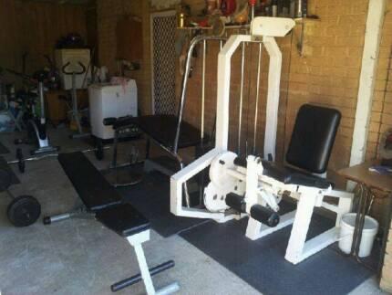 gym equipmet Colyton Penrith Area Preview
