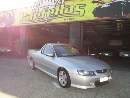 2003 Holden Commodore Ute VY SS Series II Silver 6 Speed Manual Utility O'Connor Fremantle Area Preview