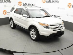 2013 Ford Explorer LIMI
