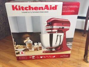 KITCHEN AIDE STAND MIXER FOR SALE