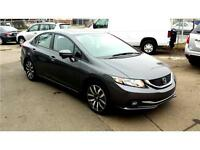2014 Honda Civic Touring AUTOMATIC WE FINANCE ALL EASY FINANCE