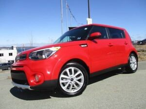 2018 KIA SOUL EX+ (STEELE CHRYSLER, 44 BEDFORD HIGHWAY! ONLY 140