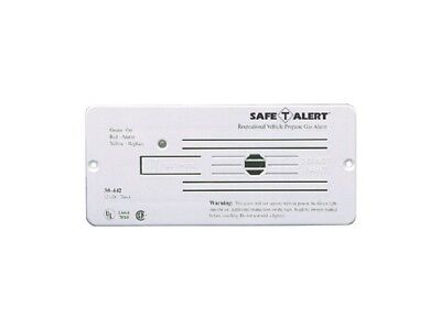 12v Lp Gas Alarm - MTI Industries 12V 30 Series Safe-T-Alert Flush Mount RV Propane/LP Gas Alarm