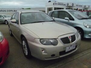2004 Rover 75 MY05 Classic Gold 4 Speed Automatic Sedan Cheltenham Kingston Area Preview