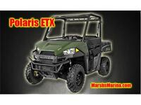2015 Polaris Ranger ETX UTV - Side x Side ATV