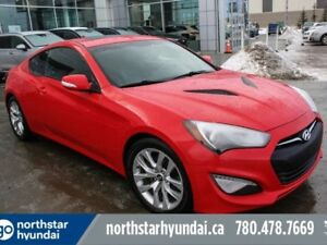 2014 Hyundai Genesis Coupe 2.0T/LEATHER/SUNROOF/HEATEDSEATS
