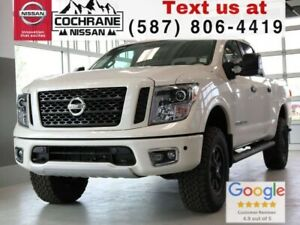 2018 Nissan Titan PRO-4X  (Lifted) Save over $18,993