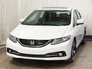 2015 Honda Civic Si Sedan Manual w/ Navigation, Sunroof, Alloy W