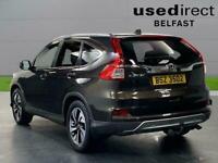 2017 Honda CR-V 1.6 I-Dtec Sr 5Dr 2Wd Estate Diesel Manual