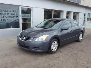 2012 NISSAN ALTIMA 2.5S |  AUTO | 4 CYL | REMOTE START | 1 OWNER