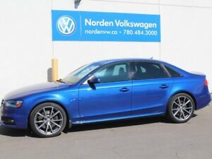 2015 Audi S4 LOADED 3.0T TECHNIK AWD - 333 HP!