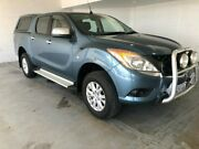 2015 Mazda BT-50 UR0YF1 XTR Blue 6 Speed Sports Automatic Utility Midvale Mundaring Area Preview