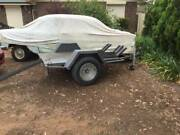 motor bike trailer Paralowie Salisbury Area Preview