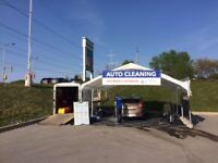 Summer Job - Auto Detailing with steam technology