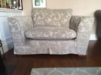 Large and comfortable Love Seat