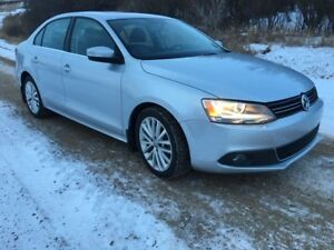 2012 VW Jetta TDI Sedan