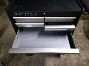 Need Gone 9 Drawer Gray Toolbox. Great Christmas Gift Belleville Belleville Area image 3