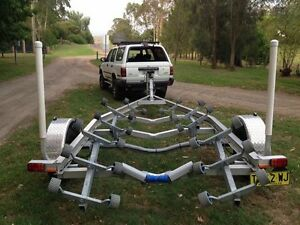 Aluminium boat trailer Clarence Town Dungog Area Preview