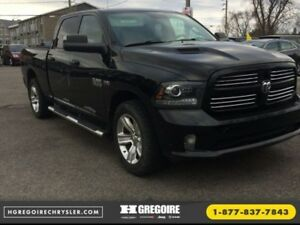 2014 Ram 1500 SPORT A/C MP3 & BLUETHOOT