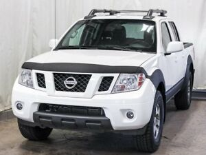 2012 Nissan Frontier PRO-4X 4x4 Crew Cab w/ Remote Starter, Leat