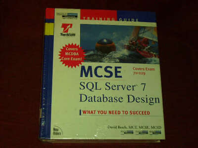 David Besch, SQL Server 7 Database Design, w. CD-ROM (Sql Design)