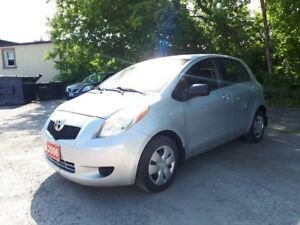 2006 Toyota Yaris LE,Certified...Stick!