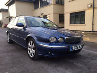 2005 Jaguar X-type Estate 2.0 Diesel in Very Good Condition!!!!