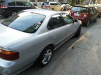 1999 Acura TL 3.2 l sport toit ouvrant a/c muffler