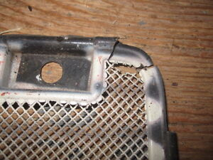 Volkswagen bus front grill assembly w/ screens. Peterborough Peterborough Area image 4