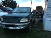 1997 Ford F-250 Coupe (2 door)