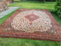 Persian Carpet 11ft x 9ft
