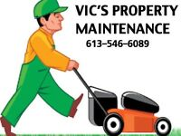 VICS PROPERTY MAINTENANCE