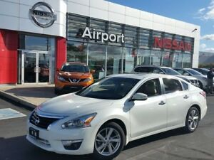 2014 Nissan Altima 2.5 SL LOADED,LEATHER,ROOF,PW