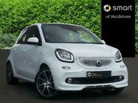 smart forfour BRABUS XCLUSIVE (white) 2018-01-30