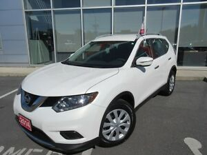 2014 NISSAN ROGUE S FWD CAMERA B-TOOTH 4.4% 84 MONTHS