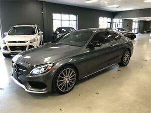2017 Mercedes-Benz C-Class AMG C 43**ONE OWNER**NO ACCIDENTS***