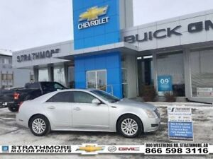2012 Cadillac CTS Sedan AWD-V6-Leather-Sunroof  - Certified