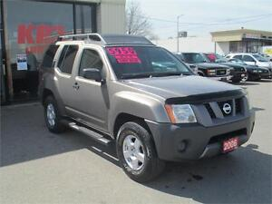 2006 NISSAN XTERRA ! LIKE NEW ! VERY CLEAN INSIDE AND OUT !