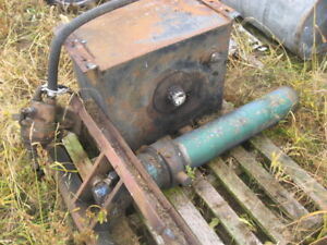 pompe cylindre reservoir hydraulique