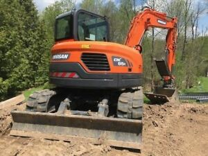 Wanted Excavator Prefer a Midi but may consider a larger one
